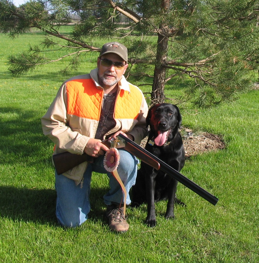 Upland Hunitng with gun dogs